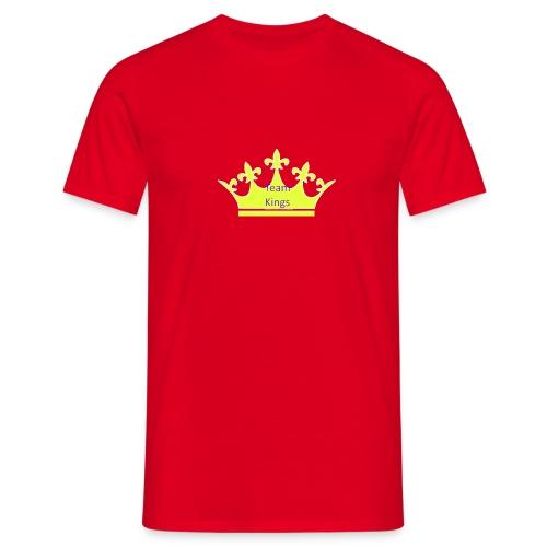 Team King Crown - Men's T-Shirt