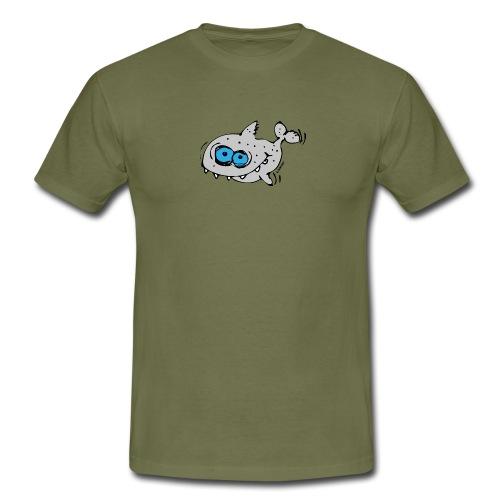 Sharky - Männer T-Shirt