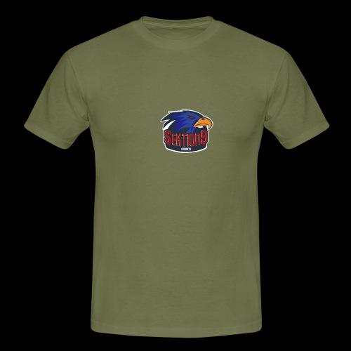 Sektion9 Dunkelblau - Männer T-Shirt
