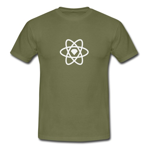 Sketch2React Logo - Men's T-Shirt