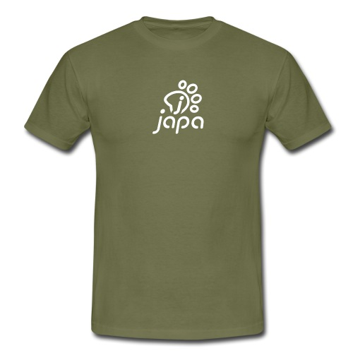 aufkleber_shirt - Männer T-Shirt
