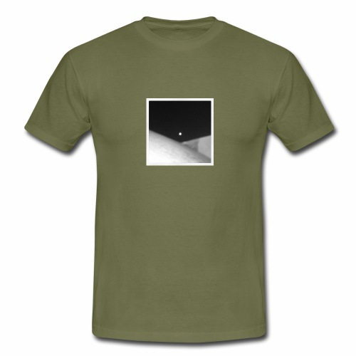 Moon pyramid - T-shirt Homme