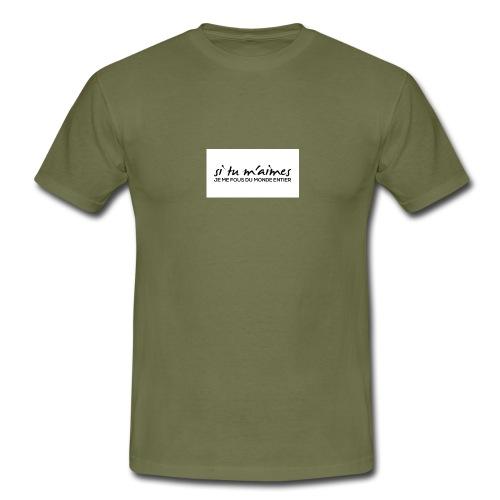 e92922999c7e0dc430593d8282971829 - T-shirt Homme
