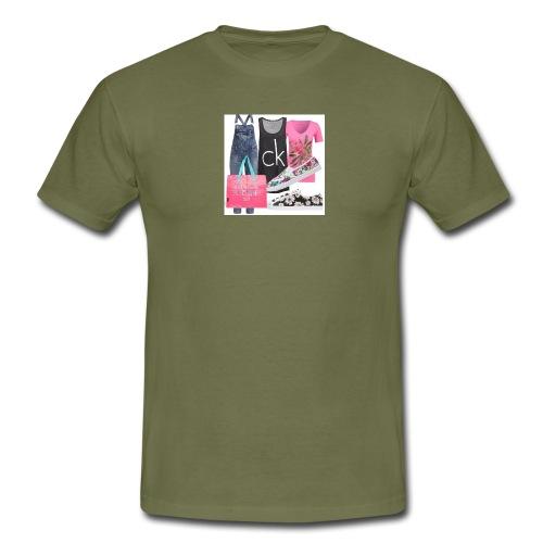 outfit pace e amoreio amo il colore - Maglietta da uomo