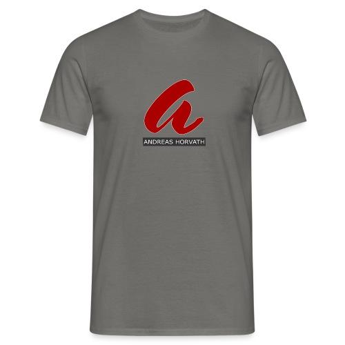Andreas Horvath Logo - Männer T-Shirt