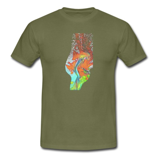 Flower Power 4 - Männer T-Shirt
