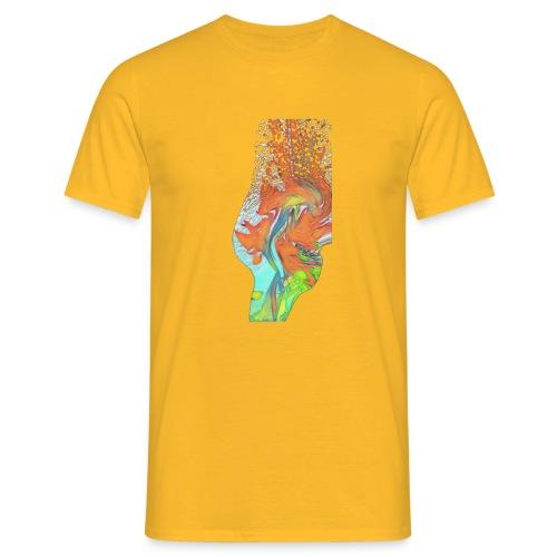 Flower Power 4 - Männer T-Shirt