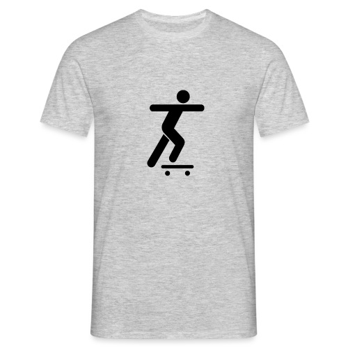 Skater - Männer T-Shirt