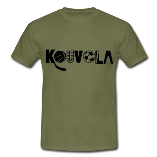 Urheilullinen Kouvola - Miesten t-paita