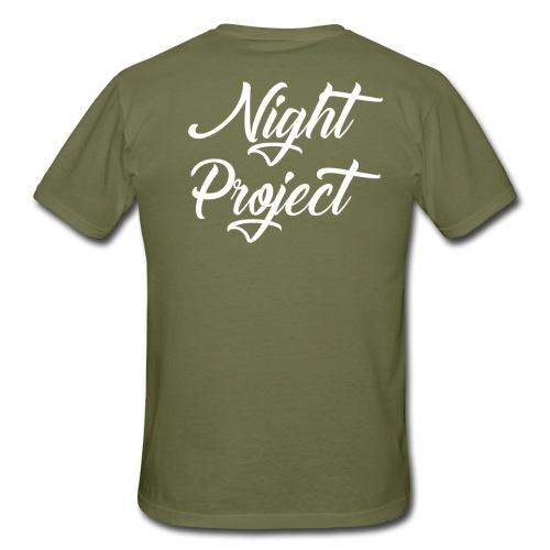 Night-Project - Sans fond - T-shirt Homme