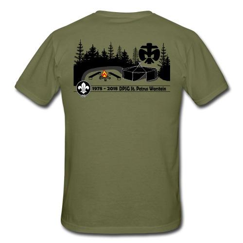 40-Jubiläum - Männer T-Shirt