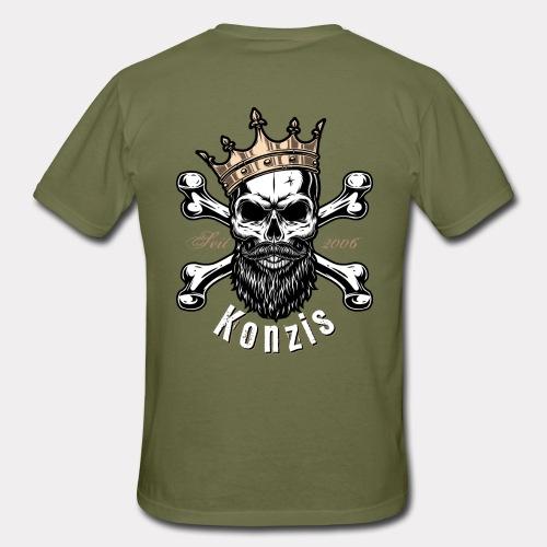 Skull Bones Logo - Männer T-Shirt