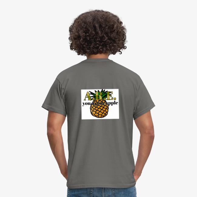 Are you a pineapple