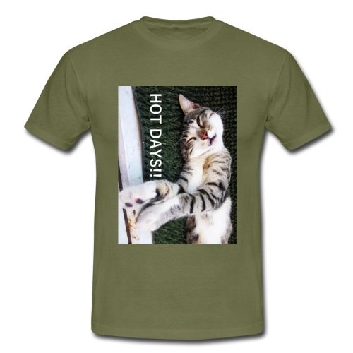 gioacchino - Maglietta da uomo