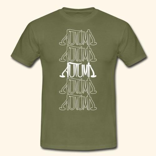 Autumn - Männer T-Shirt