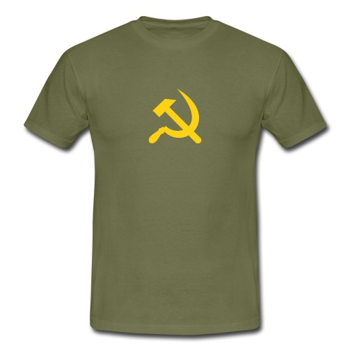 Soviet Union - Mannen T-shirt