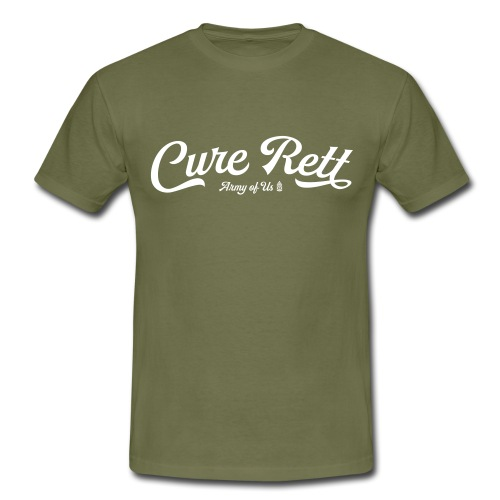 Cure Rett - Men's T-Shirt