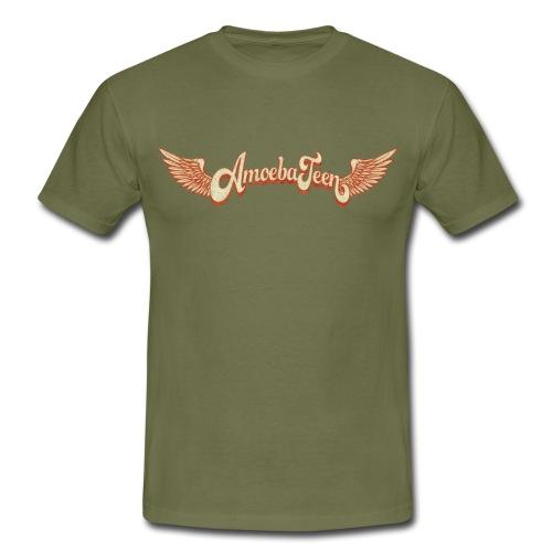 Amoeba Teen Wings - Men's T-Shirt