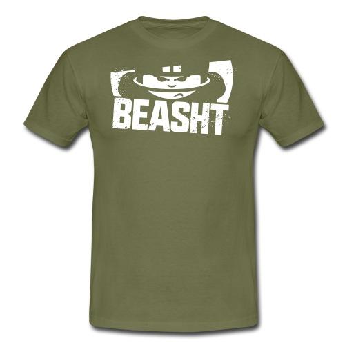 BEASHT Slanted - Männer T-Shirt