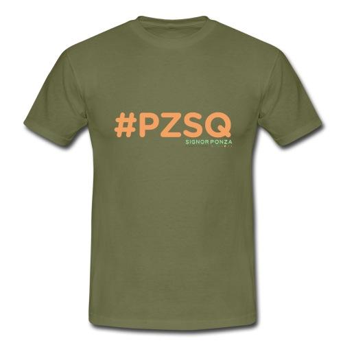 PZSQ 2 - Maglietta da uomo