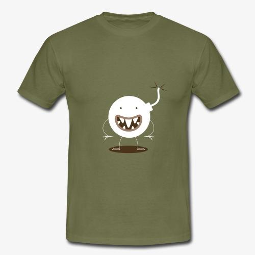 'Oasi' Monster Monstober DAY 20 - Mannen T-shirt