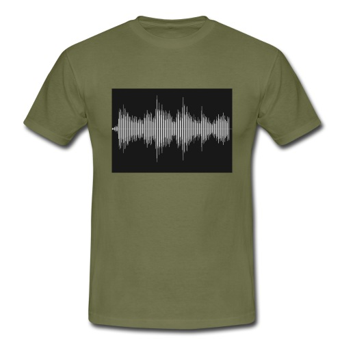 Soundwave - Mannen T-shirt