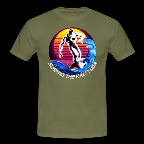 Surfing the Kali Yuga - T-shirt Homme