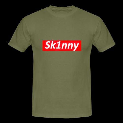 Sk1nny Logo - Men's T-Shirt