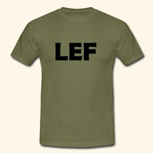 LEF - Mannen T-shirt