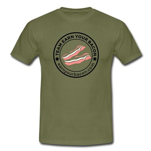 mehrfarbig TeamEYB black - Männer T-Shirt