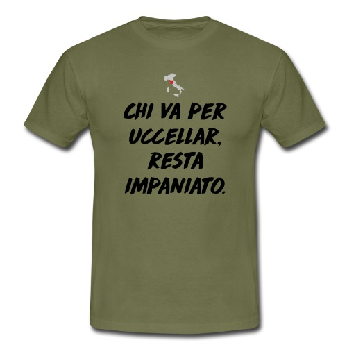 Toscana - Maglietta da uomo