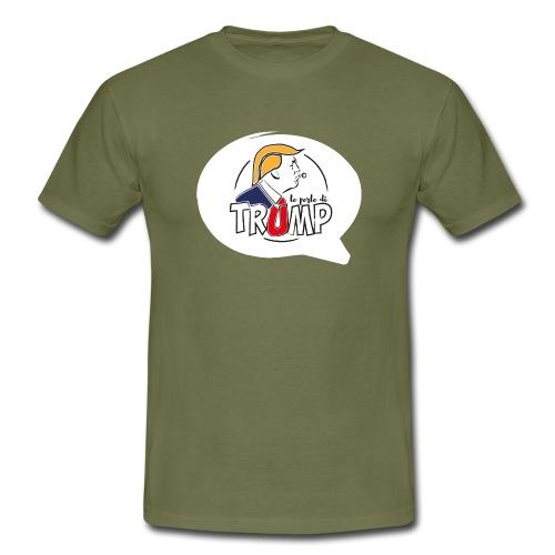 Le perle di Trump Fumetto - Maglietta da uomo