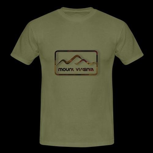 Mount Virginia Dark - Männer T-Shirt