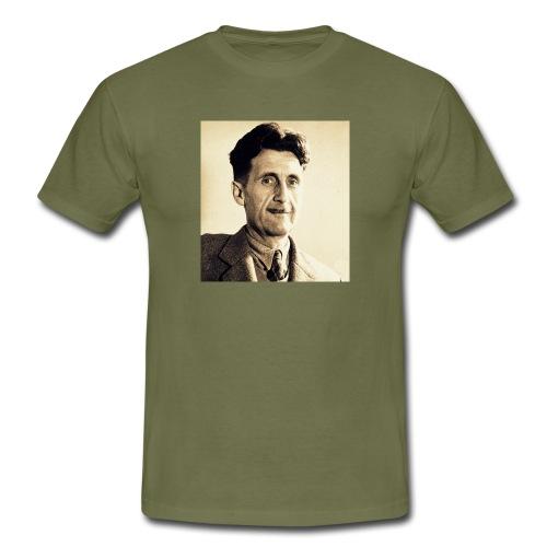George Orwell - Mannen T-shirt