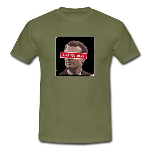 fuck you manu - T-shirt Homme