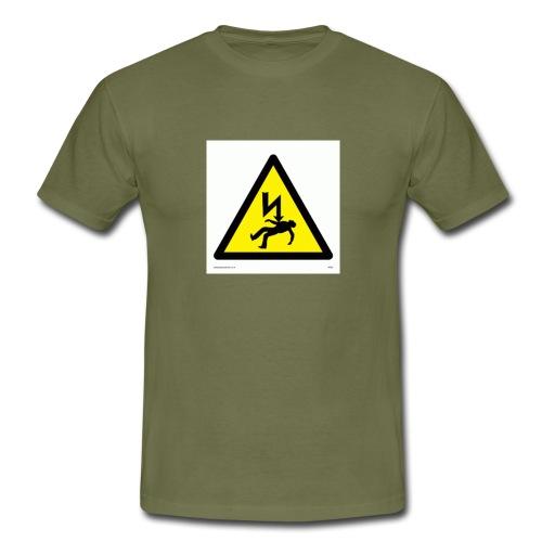 old drasticg logo - Men's T-Shirt