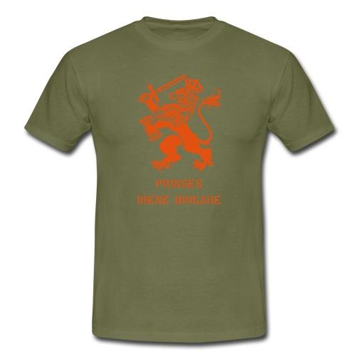 AVM WWII Prinses Irene Brigade Lion - multicolor - Mannen T-shirt