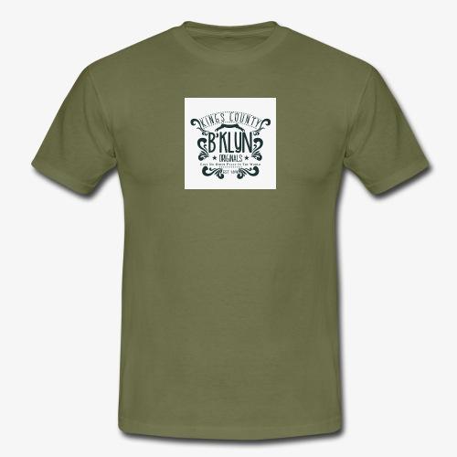 B`KLYN - Männer T-Shirt