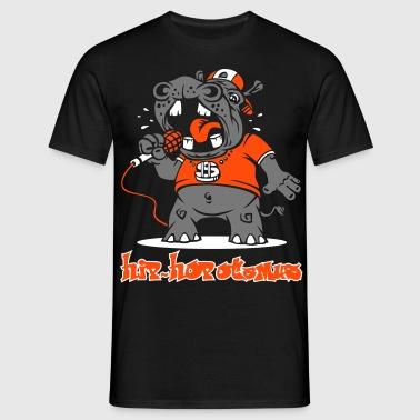 Hip hop otamus flex 3c - Männer T-Shirt