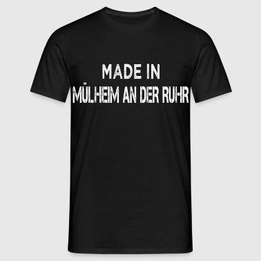 MÜLHEIM AN DER RUHR - Männer T-Shirt
