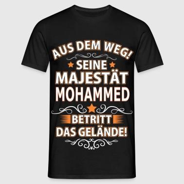 MOHAMMED - Männer T-Shirt