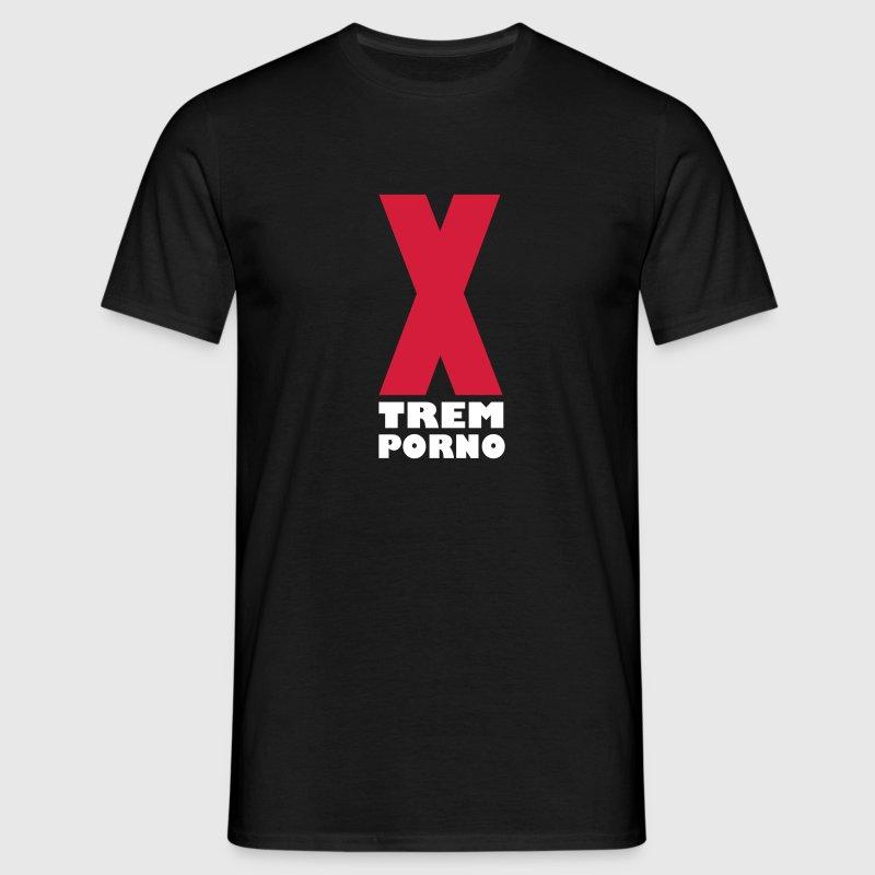 extrem porno - Koszulka męska