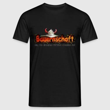 Bauernschaft II - Männer T-Shirt