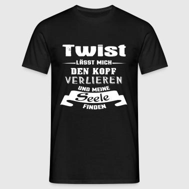 Twist - Seele - Männer T-Shirt