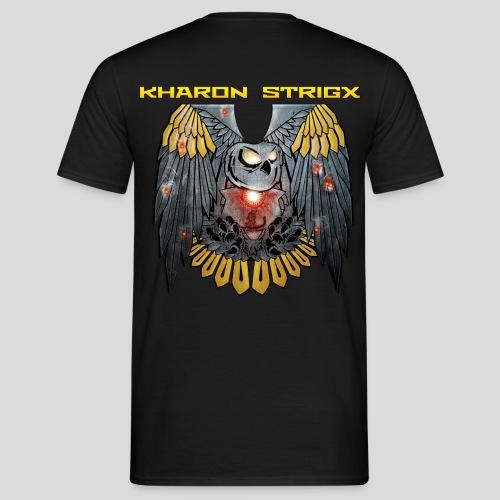 Logo + Nom - T-shirt Homme