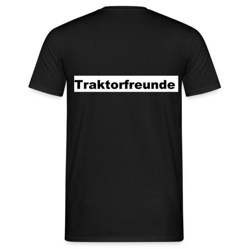 Traktorfreunde - Männer T-Shirt