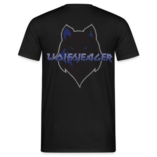 WolfsJeager - Männer T-Shirt