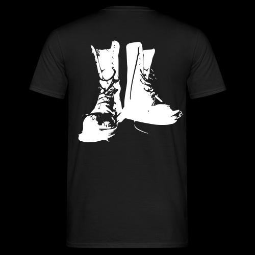 Boots - Männer T-Shirt