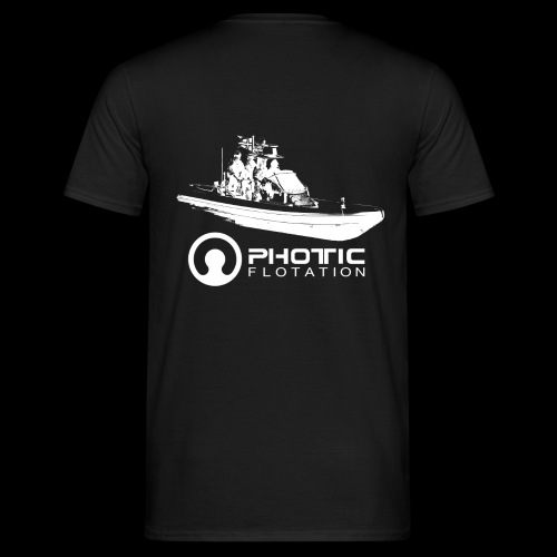 Photic Echo 29 - T-skjorte for menn