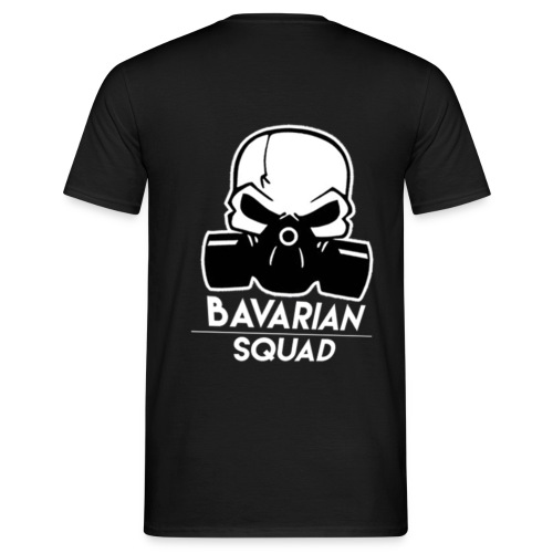 BavarianSquad - Classic Crew - Männer T-Shirt